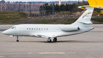 M-RONE - Dassault Falcon 2000EX - Private