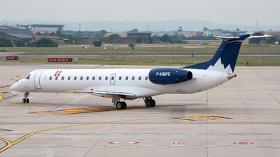 F-HBPE - Embraer ERJ-145LR - Pan Europeene Air Service