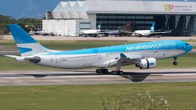 LV-FNI - Airbus A330-223 - Aerolíneas Argentinas