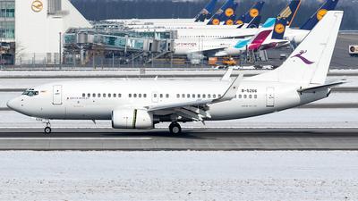 A picture of B5266 - Boeing 7377AK(BBJ) - [29866] - © Maximilian Haertl