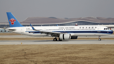 A picture of B30E5 - Airbus A321253NX - China Southern Airlines - © ZBAA.Hank