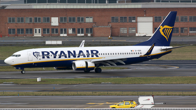 EI-GDO - Boeing 737-8AS - Ryanair