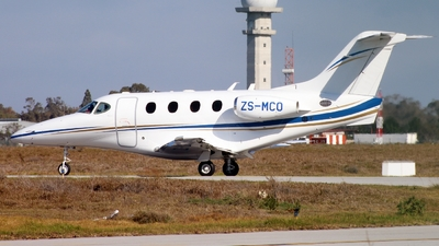 ZS-MCO - Raytheon 390 Premier I - Private