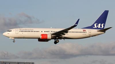 LN-RRF - Boeing 737-85P - SAS Norge