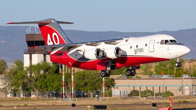 N470NA - British Aerospace BAe 146-200A - Neptune Aviation Services