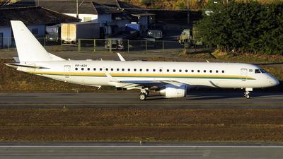 PP-ADV - Embraer 190-100IGW - Companhia Vale De Rio Doce