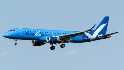 N126BZ - Embraer 190-100IGW - Breeze Airways