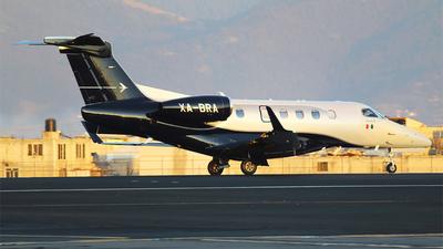 XA-BRA - Embraer 505 Phenom 300 - Private