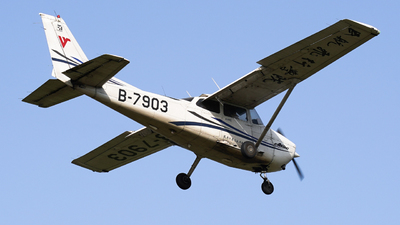 B-7903 - Cessna 172R Skyhawk - Civil Aviation Flight University of China