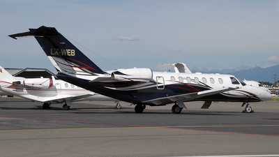 LX-WEB - Cessna 525B CitationJet 3 - Jetfly Aviation