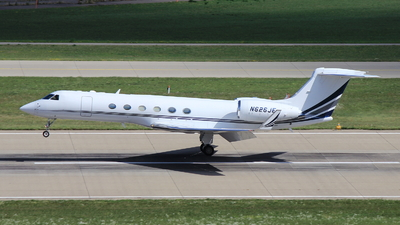 N626JE - Gulfstream G-V - Private