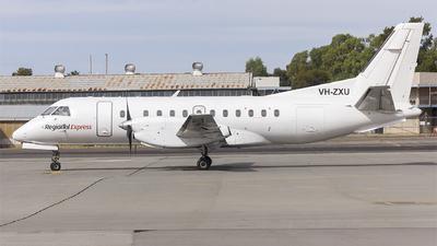 VH-ZXU - Saab 340B+ - Regional Express (REX)