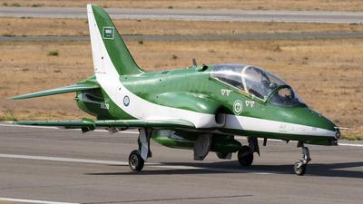 8820 - British Aerospace Hawk Mk.65A - Saudi Arabia - Air Force