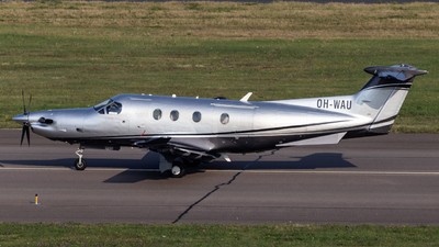 OH-WAU - Pilatus PC-12/47E - Private