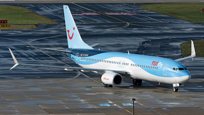 A picture of DATUO - Boeing 7378K2 - TUI fly - © Sebastian Thiel