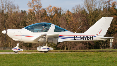 D-MYBH - TL Ultralight TL-2000 Sting S4 - Private