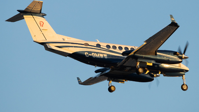 C-GMWW - Beechcraft B300 King Air 350i - Charter Air Transportation Services