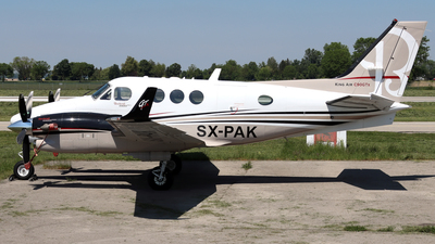 SX-PAK - Beechcraft C90GTx King Air - Private