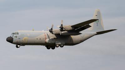 1631 - Lockheed C-130H-30 Hercules - Saudi Arabia - Air Force