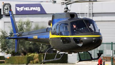 F-GEHM - Aérospatiale AS 350BA Ecureuil - Private