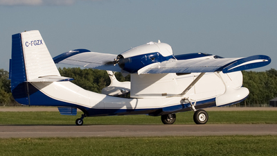 C-FGZX - Republic RC-3 Seabee - Private