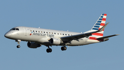 A picture of N240NN - Embraer E175LR - American Airlines - © DJ Reed - OPShots Photo Team