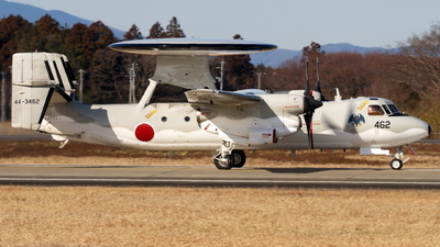 44-3462 - Grumman E-2C Hawkeye - Japan - Air Self Defence Force (JASDF)
