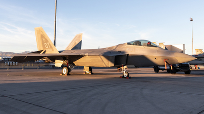 04-4068 - Lockheed Martin F-22A Raptor - United States - US Air Force (USAF)