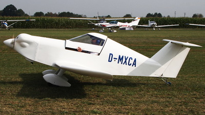D-MXCA - Spacek SD-1 Minisport - Private