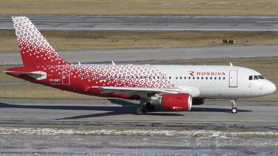 A picture of VPBBT - Airbus A319112 - Rossiya - © OlegAnokhin