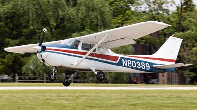 A picture of N80389 - Cessna 172M Skyhawk - [17266565] - © Sean Brink