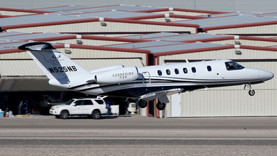 N525NB - Cessna 525C CitationJet 4 - Cessna Aircraft Company