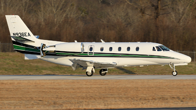 N936EA - Cessna 560XL Citation XLS Plus - Private