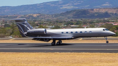 N253DV - Gulfstream G550 - Private