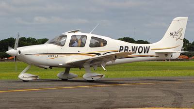 PR-WOW - Cirrus SR22-G2 - Private