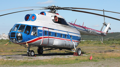 RA-24653 - Mil Mi-8T - North-West Avia
