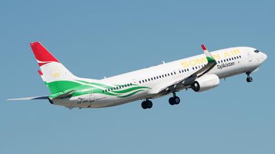 VQ-BBL - Boeing 737-93YER - Somon Air