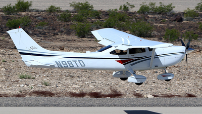 A picture of N98TD - Cessna 182S Skylane - [18280081] - © Joshua Ruppert