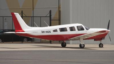 VH-HOS - Piper PA-32R-301 Saratoga SP - Private