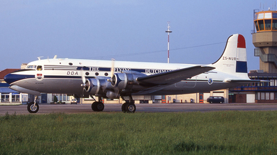 ZS-NUR - Douglas DC-4 - Dutch Dakota Association (DDA)