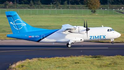 OE-HZA - ATR 42-320(F) - Zimex Aviation