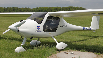 SP-SZBK - Pipistrel Virus - Private