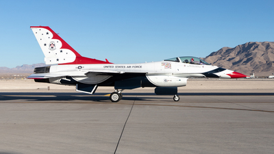 92-3888 - General Dynamics F-16CJ Fighting Falcon - United States - US Air Force (USAF)