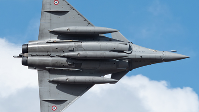 356 - Dassault Rafale B - France - Air Force