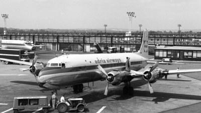 YU-AFC - Douglas DC-6B - Adria Airways