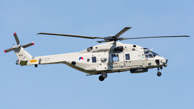 N-110 - NH Industries NH-90NFH - Netherlands - Navy
