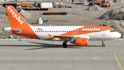 OE-LQM - Airbus A319-111 - easyJet Europe