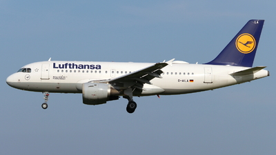 A picture of DAILA - Airbus A319114 - Lufthansa - © Marcel Schmidt