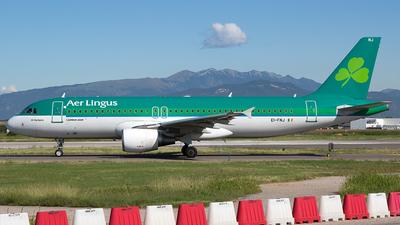 EI-FNJ - Airbus A320-214 - Aer Lingus