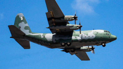 A picture of FAB2472 - Lockheed C130H Hercules -  - © Emerson Victor Farias